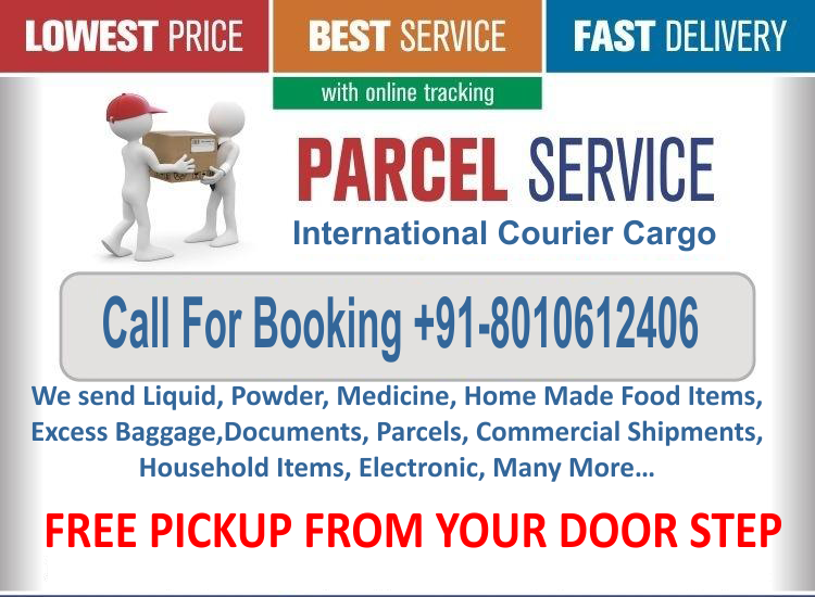 Courier service charge
